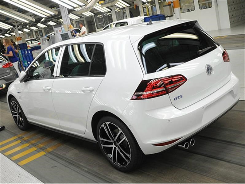 Volkswagen Golf produce 34 millones de unidades