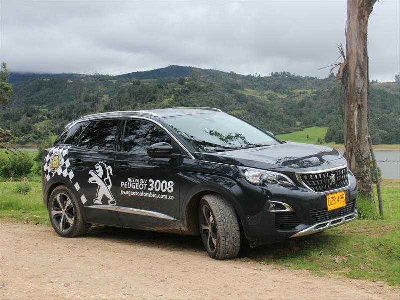 Peugeot 3008, test drive a uno de los modelos más premiados