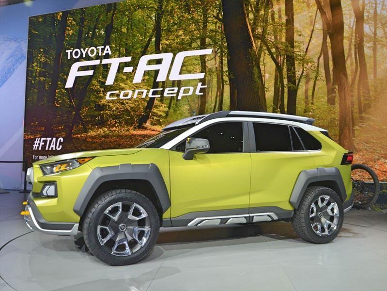 Toyota FT-AC CONCEPT, más aventurero