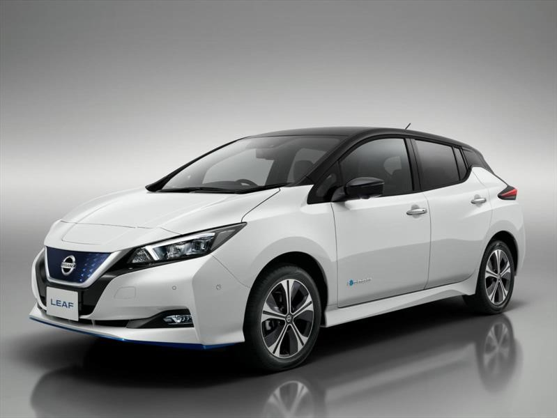 El Nissan LEAF se mantiene como el EV más exitoso de Europa