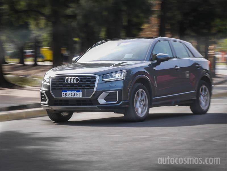 Prueba Audi Q2: El CrossJoven premium