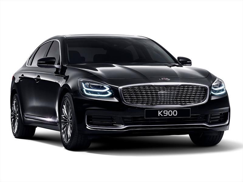 KIA K900 2019 debuta