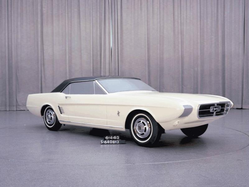 Ford Mustang y sus 10 concepts que nunca vieron la luz