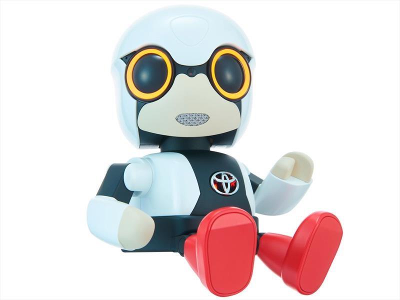 Conoce a Kirobo Mini, el robot doméstico de Toyota