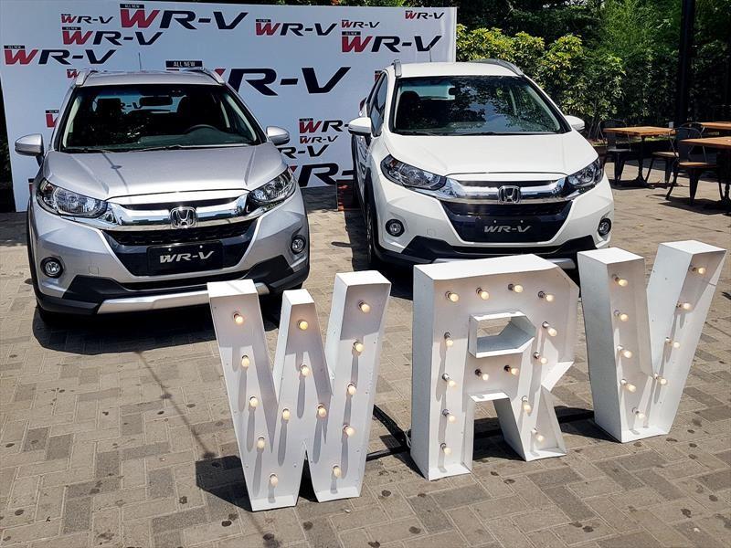 Honda WR-V se lanza en Argentina