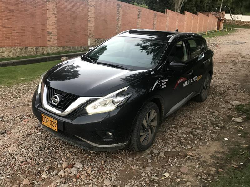 Nissan Murano, lujo y confort en cualquier tipo de terreno