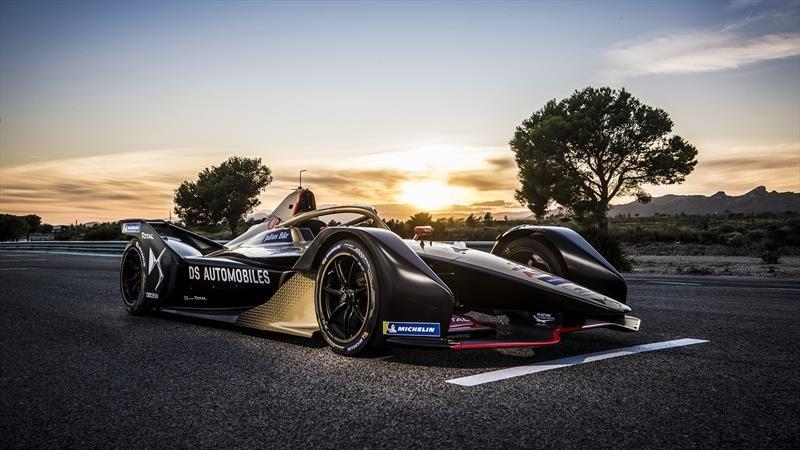 DS Techeetah ya tiene auto para la nueva temporada de la Fórmula E