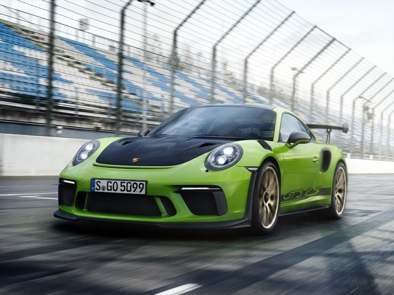 Porsche 911 GT3 RS: potencia y perfección