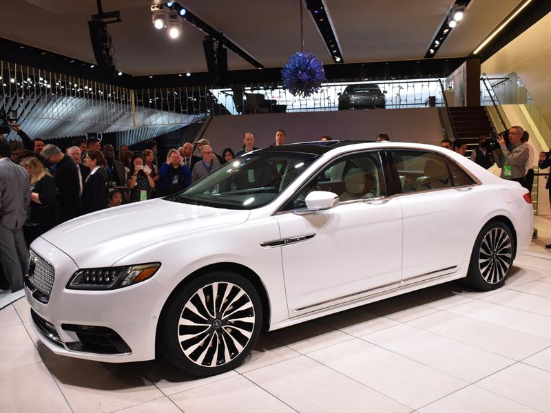 Lincoln Continental 2017, el regreso del buque insignia