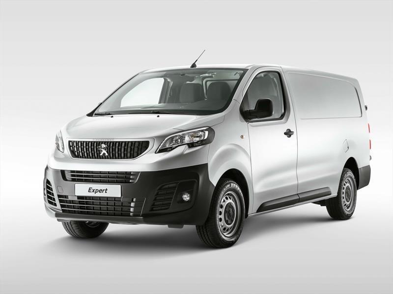 La nueva Peugeot Expert se lanza en Argentina
