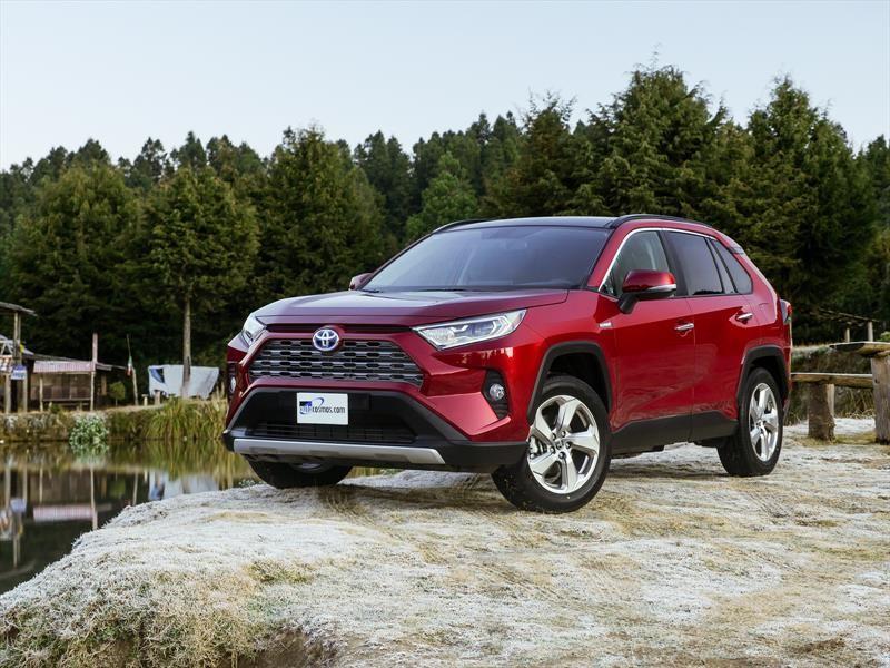 Toyota RAV4 2019 a prueba, la 5ª Generación causará polémicas