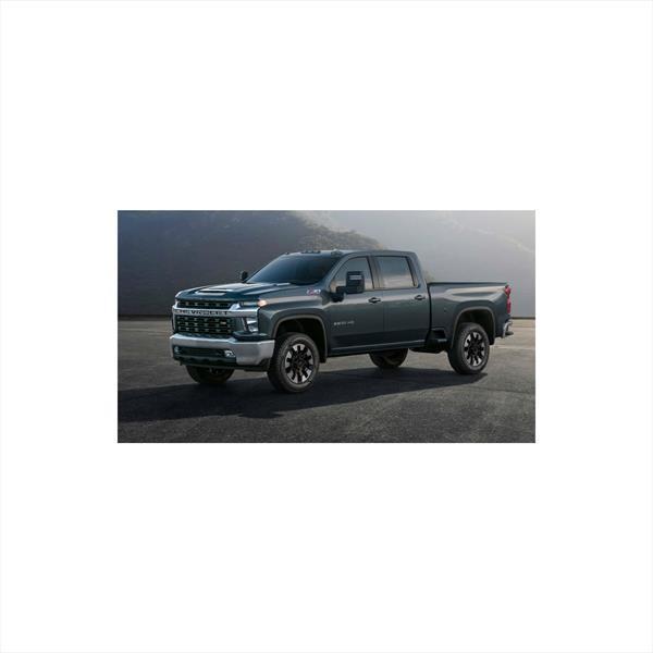 Chevrolet Silverado HD 2020, agresividad en el diseño y poder