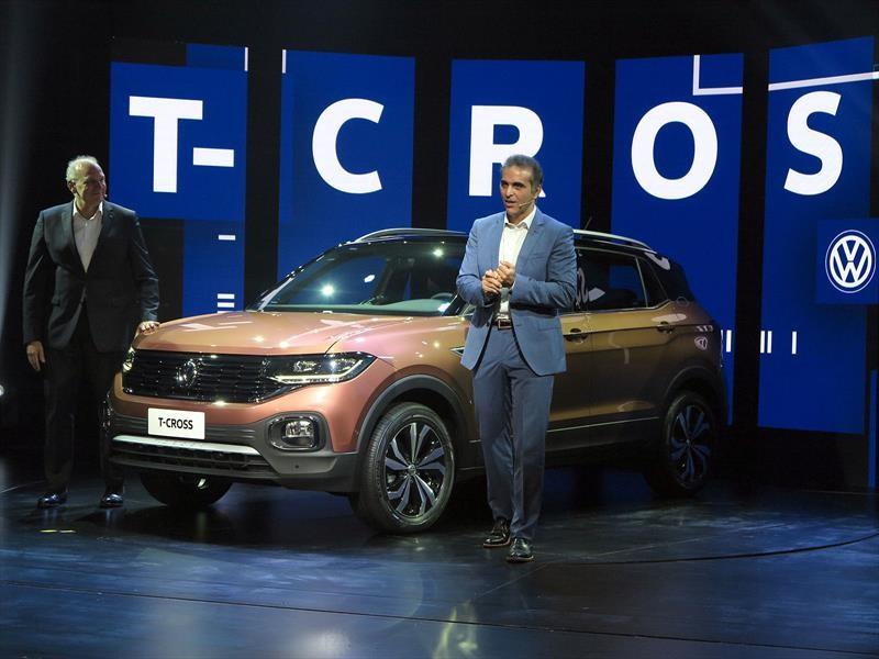 T-Cross es el nuevo SUV de Volkswagen