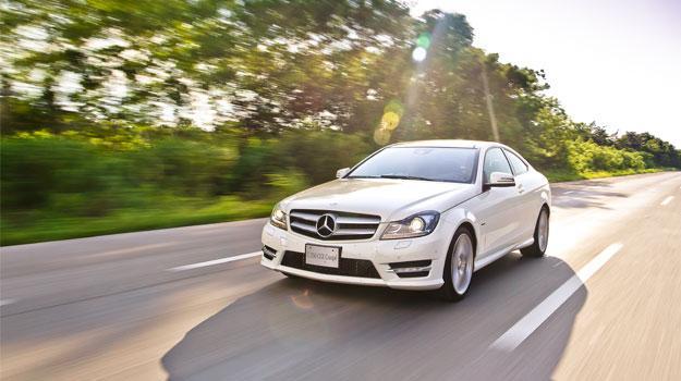 Mercedes-Benz C350 CGI Coupé 2012 primer contacto
