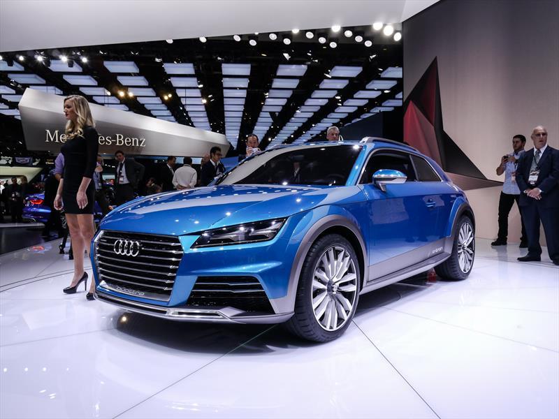 Salón de Detroit 2014 - Audi Allroad Shooting Brake