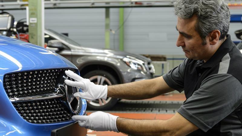 Daimler, la compañía dueña de Mercedes-Benz, despedirá a más de 10,000 trabajadores