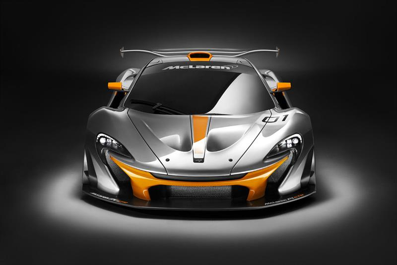 McLaren P1 GTR, un devorador de pistas