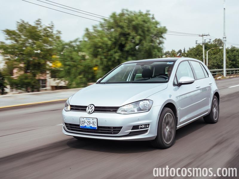 Volkswagen Golf 2016 a prueba por un mes