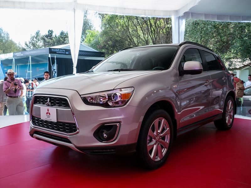 Mitsubishi ASX 2013 llega a México