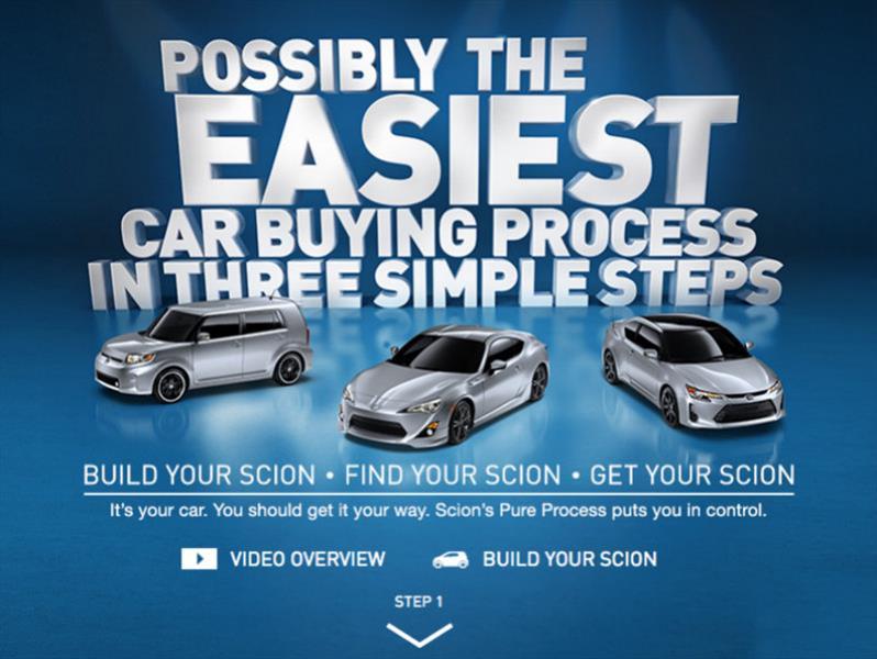 Toyota ha comenzado a vender autos por Internet