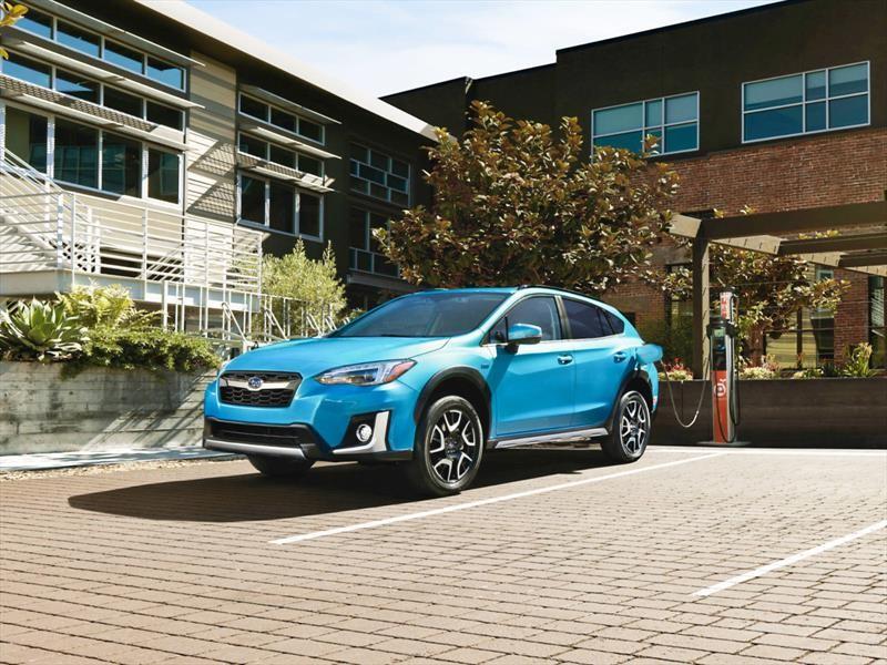 Subaru Crosstrek Hybrid 2019, el XV se convierte en híbrido