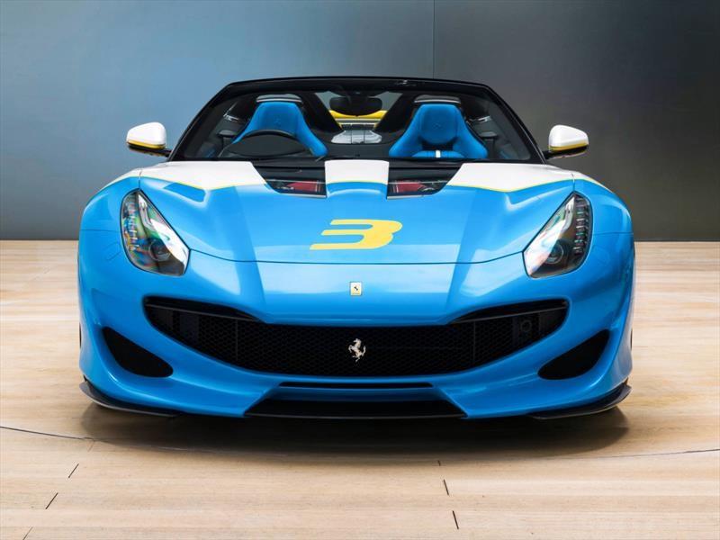 Ferrari lanzará 15 nuevos modelos antes de 2022