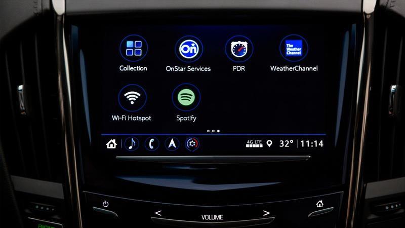 Spotify llega a los modelos de Chevrolet, Cadillac, Buick y GMC