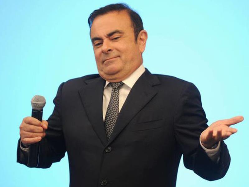 Carlos Ghosn, CEO de la Alianza Renault-Nissan-Mitsubishi, será destituido de su cargo