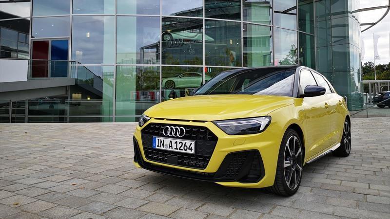 Primer contacto desde Alemania con el nuevo Audi A1