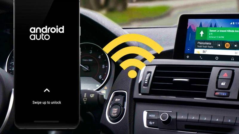 Android Auto dice adiós a los cables para su funcionamiento