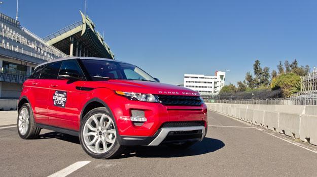 Range Rover Evoque 2012 primer contacto