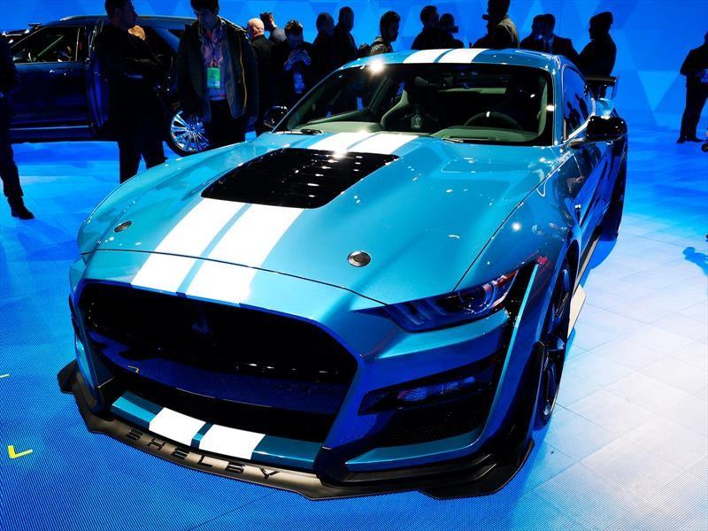 Ford Mustang Shelby GT500 2020, el mito americano vuelve con 700 Hp