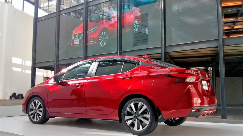 Nissan Versa 2020 Debuta