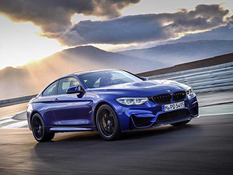 BMW M4 CS, poco menos que un GTS