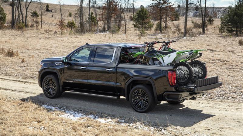 GMC Sierra Denali CarbonPro Edition es el primer pickup con batea de fibra de carbono