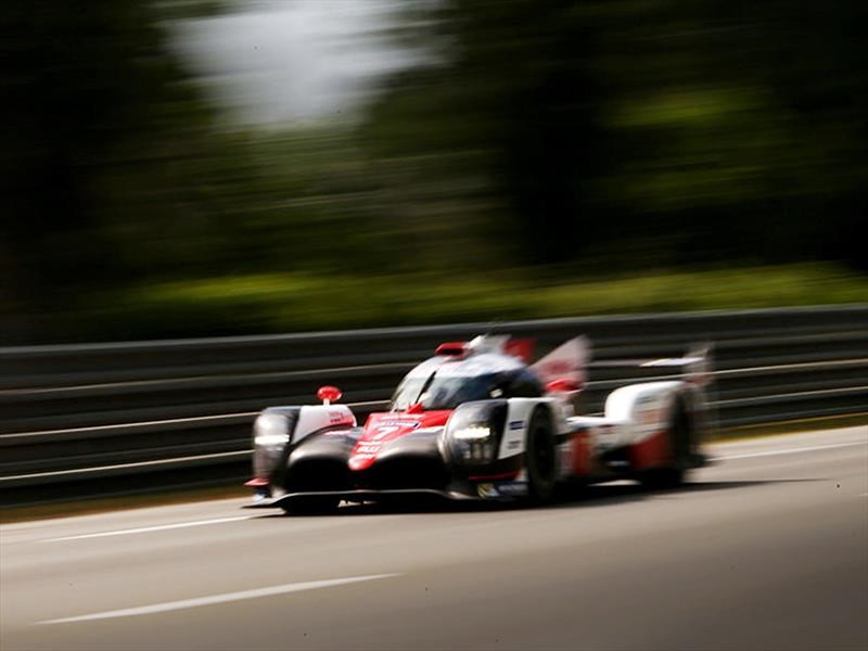 WEC 2017, 6 Horas de Nürburgring: Pechito al podio