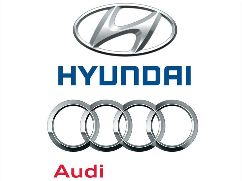 Audi y Hyundai se unen para desarrollar autos de hidrógeno
