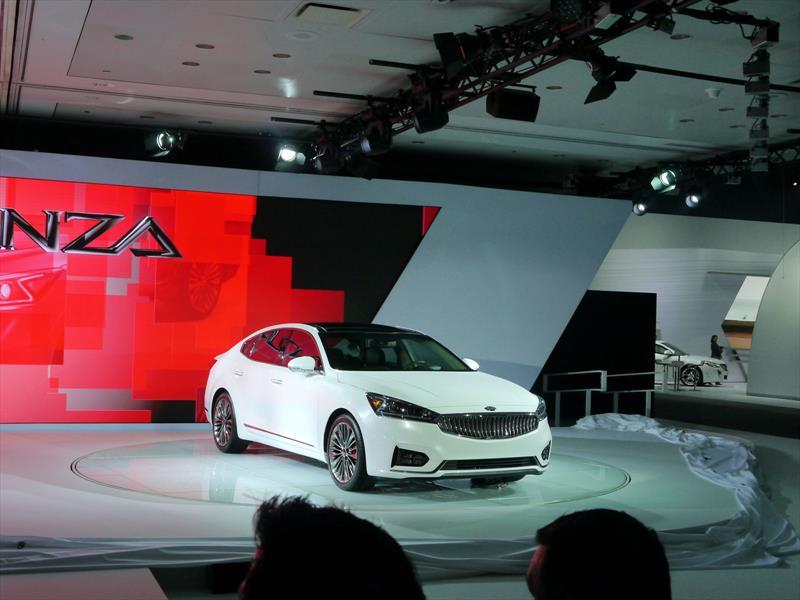 Kia Cadenza 2017, la segunda generación