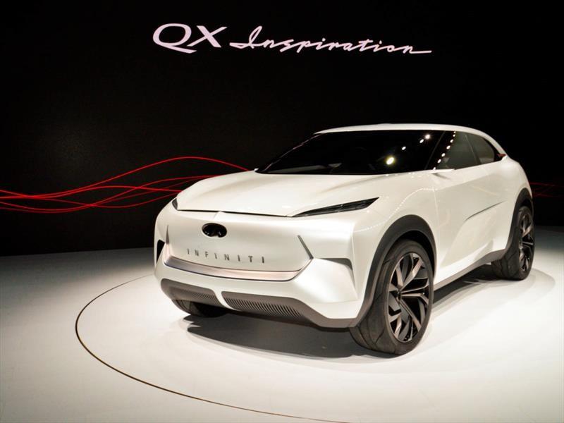 Infiniti QX Inspiration Concept se presenta