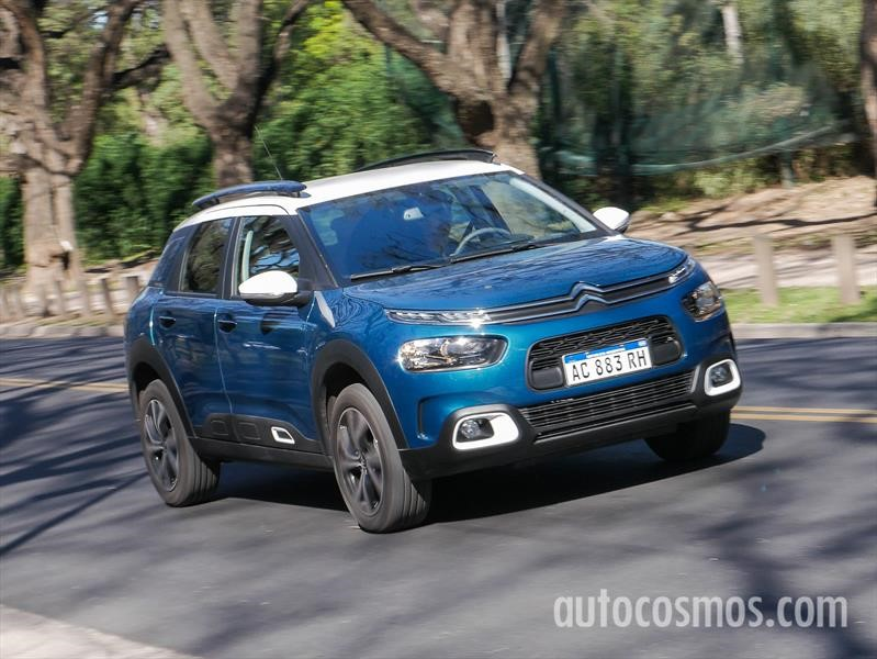 Prueba Citroën C4 Cactus, agora made in Brasil