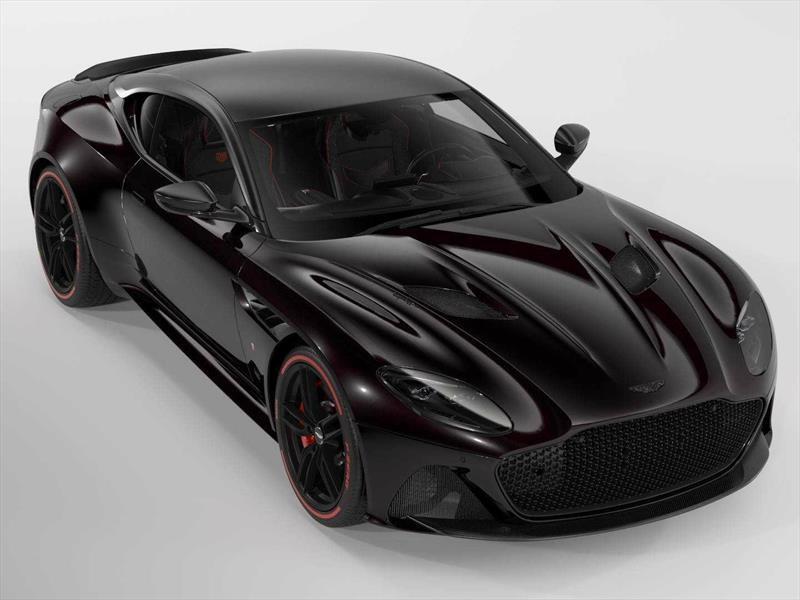 Aston Martin DBS Superleggera TAG Heuer Edition, limitado a 50 unidades