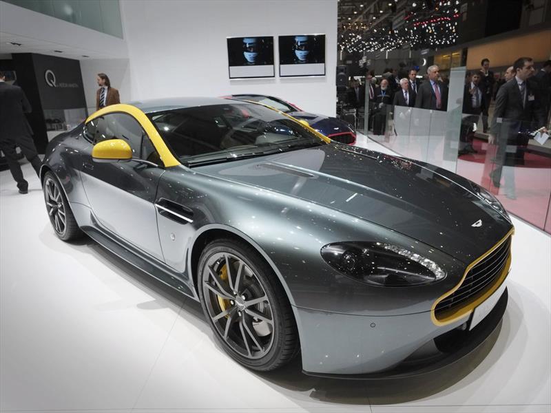 Aston Martin Vantage N430, una versión más rabiosa