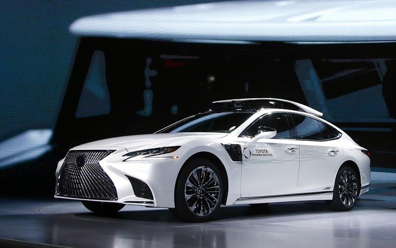 CES 2019: Toyota muestra un nuevo vehículo de conducción autónoma