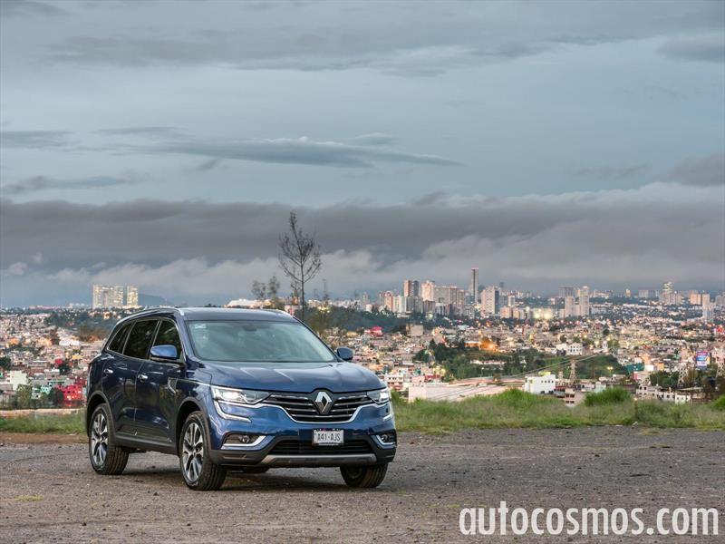 Renault Koleos se lanza en Argentina y ya la manejamos