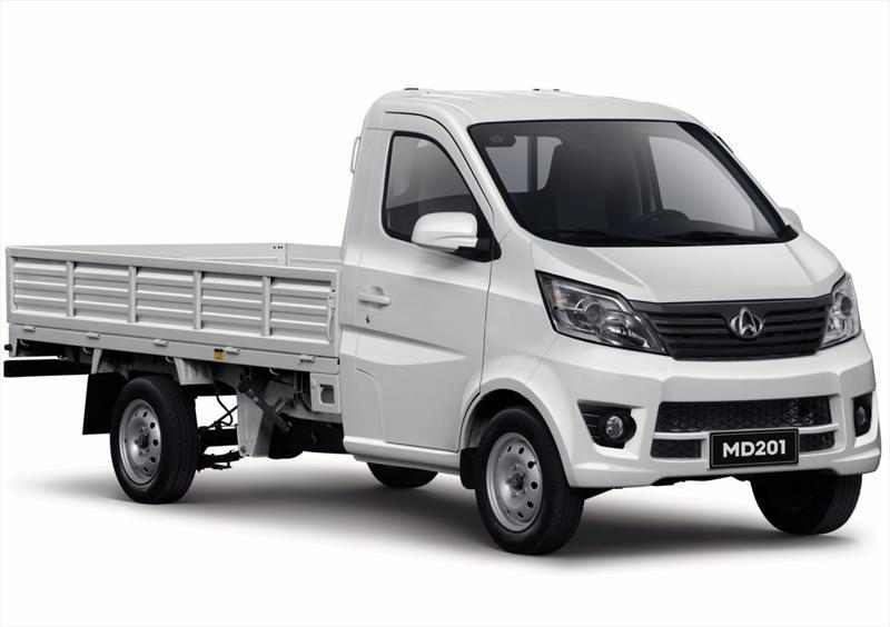 Changan MD201 XL, la pick-up compacta gana capacidad