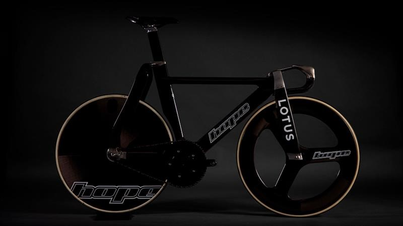 Lotus crea una bicicleta de carreras para los Juegos Olímpicos de Tokio 2020