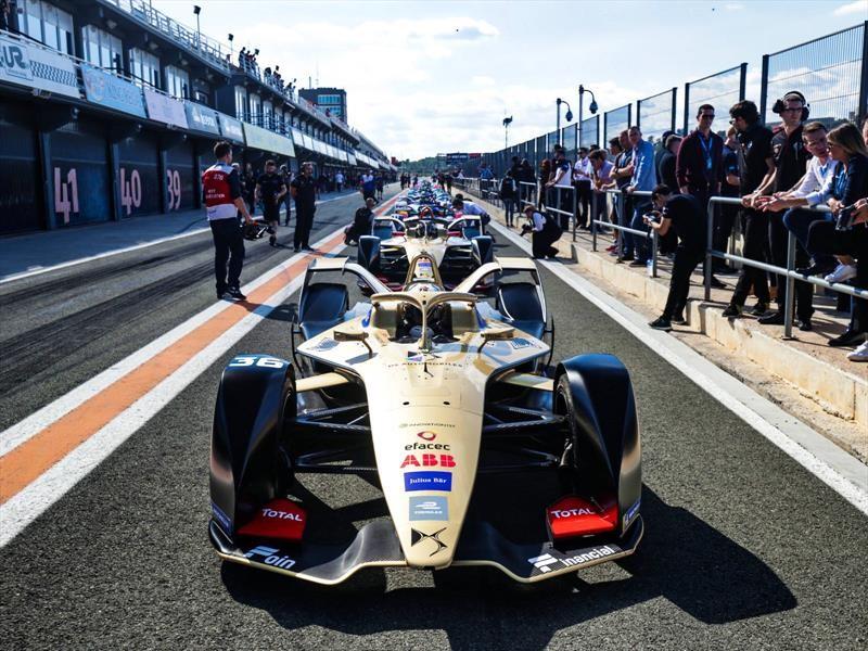 Fórmula E 2018-2019: todo lo que debes saber