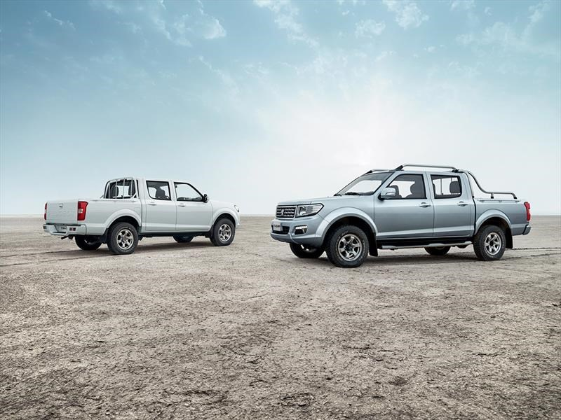 Peugeot Pick-up, la nueva ZNA New Rich