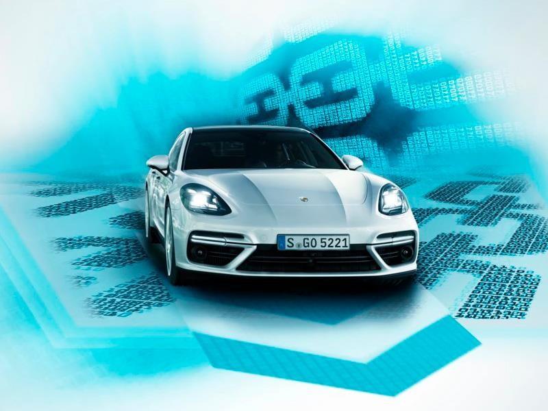 Porsche, BMW y Volkswagen buscan revolucionar la industria con Blockchain