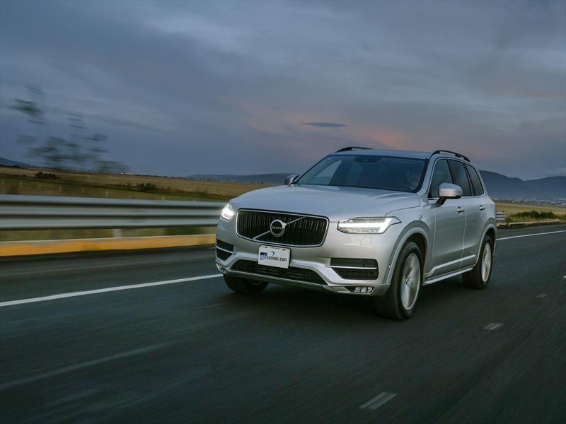 Prueba Volvo XC90: lujo y practicidad nórdicos